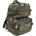 Trademark Innovations ACU Military Backpack by Modern Warrior; Camo