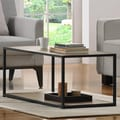 Altra Coffee Table; Sonoma Oak
