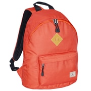 Everest Vintage Backpack; Rust Orange