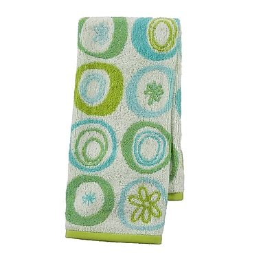 Creative Bath All That Jazz Jacquard Hand Towel