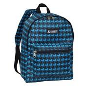 Everest Basic Backpack; Blue