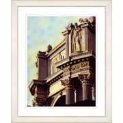 Studio Works Modern ''Palace of Fine Arts'' by Mia Singer Framed Graphic Art; Creamy White