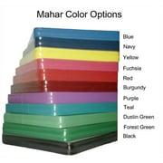 Mahar Creative Colors Creative Colors Cubbie Trays; Black