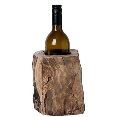Dekorasyon 1 Bottle Tabletop Wine Rack
