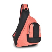 Everest Sling Bag; Orange / Black