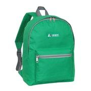Everest Basic Backpack; Emerald Green