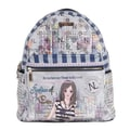 Nicole Lee 20'' Dolly Print Backpack