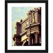 Studio Works Modern ''Palace of Fine Arts'' by Mia Singer Framed Graphic Art; Satin Black