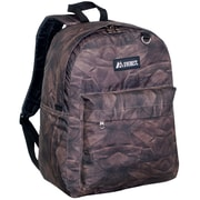 Everest Classic Backpack; Brown
