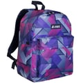 Everest Classic Backpack; Purple and Pink