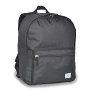 Everest Deluxe Laptop Backpack; Black