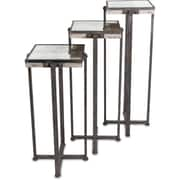 Applied Art Concepts Marshalls 3 Piece Nesting Tables