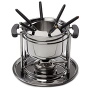 Cook Pro 11 Piece Stainless Steel Fondue Set
