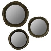 Cooper Classics Dastan Wall Mirror (Set of 3)