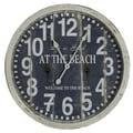 Cooper Classics Greenwich 24'' Wall Clock