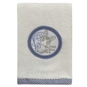 Creative Bath Seaside 100pct Cotton Fingertip Wash Towel