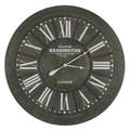 Cooper Classics Capen 39'' Wall Clock