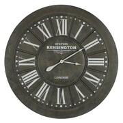 Cooper Classics Oversized 39'' Capen Wall Clock