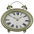 Cooper Classics Welsley Table Clock