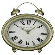 Cooper Classics Wellsley Table Clock