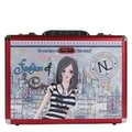 Nicole Lee Priscilla Dolly Laptop Briefcase