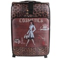 Nicole Lee Cleo 22'' Carry-On Suitcase