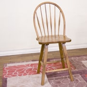 Sunny Designs 24'' Bar Stool; Rustic Oak