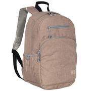 Everest Stylish Laptop Backpack; Tan
