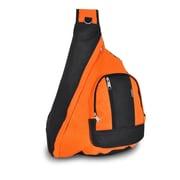 Everest Sling Bag; Coral / Black