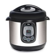 Elite by Maxi-Matic Platinum 8-Quart Electric Stainless Steel Pressure Cooker w/ 6 Functions