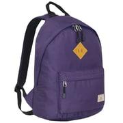Everest Vintage Backpack; Eggplant