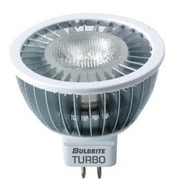 Bulbrite Industries Bi-Pin 6W 12-Volt (3000K) LED Light Bulb