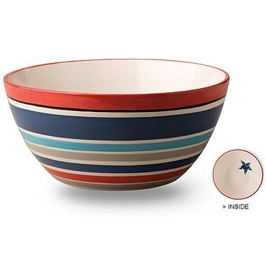 Boston International Patriotic Picnic 10'' Salad Bowl