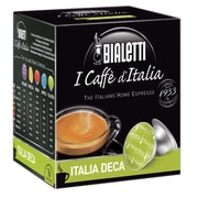 Bialetti l Caffe D'italia DeCa Capsules