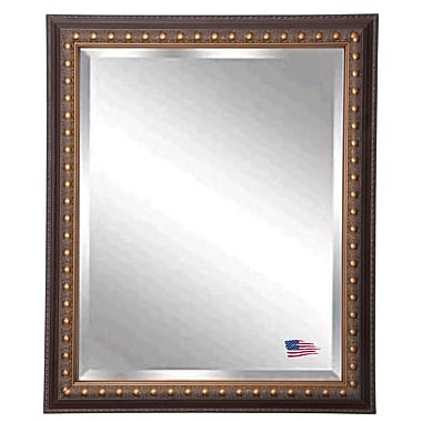 Rayne Mirrors Jovie Jane Traditional Wall Mirror; 35.5'' H x 31.5'' W x 1'' D