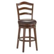 Hillsdale Windsor 30'' Swivel Bar Stool with Cushion
