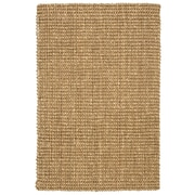 Kosas Home Sea Floor Natural Area Rug; 9' x 12'