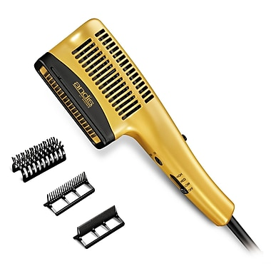 Andis 1875W Ceramic Ionic Hair Styler, Yellow