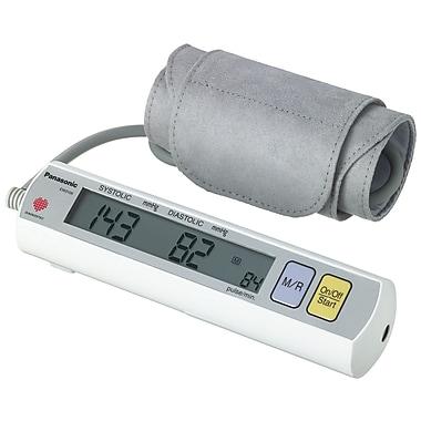 Panasonic EW-3109W Portable Upper Arm Blood Pressure Monitor