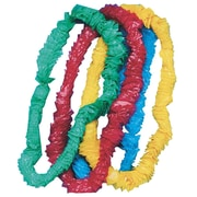 "S&S® 2"" Festive Party Leis, 72/Pack"