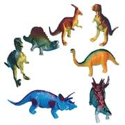 "Get Ready Kids 7"" Dinosaurs Animal Playset, 8/Set"