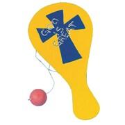 Geeperz™ Ricochet Racquet Ball Craft Kit, 12/Pack