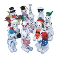 Color-Me™ 2 3/4in. X 6 1/2in. Bears Activity, White