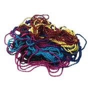 S&S® Colored Bead Chain Assortment, 24/Pack