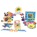 S&S® Craft Kits Galore Easy Pack, 144/Pack