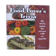 Reveal Entertainment Food Lovers Trivia Game