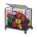 S&S® Classic Equipment Cart, 36in. X 24 X 36in., Blue