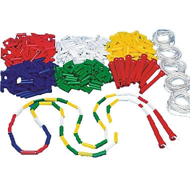 S&S® Make Your Own Jump Rope Pack, 6/Set
