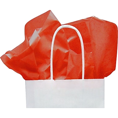 Tissue Paper Orange, 20