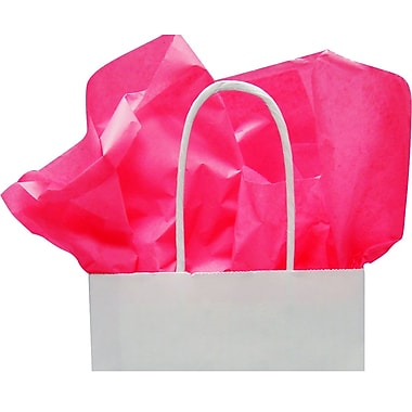 Tissue Paper Hot Pink, 20
